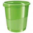 Cestino gettacarte europost verde vivida 14lt esselte - Z12576