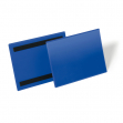 50 buste identificazione magnetiche 210x148mm (A5-oriz.) art.1743 durable - Z12648