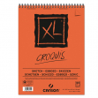 ALBUM XL CROQUIS A3 90GR 120FG CANSON - Z12966