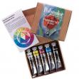Colori vinilici Polycolor Primary Set 5 tubetti da 20ml Maimeri - Z12999