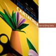 Blister 10fg cartoncino 35x50cm 220gr terra bruciata Cartacrea Fabriano - Z13310
