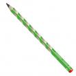 Astuccio 12 matite grafite EasyGraph HB per destromani fusto verde Stabilo - Z13370