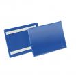 50 BUSTE IDENTIFICAZIONE CON BANDE ADESIVE 210X148MM (A5-ORIZ) 1795 DURABLE - Z13881