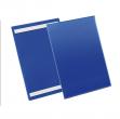 50 BUSTE IDENTIFICAZIONE CON BANDE ADESIVE 210X297MM (A5-VERT) 1797 DURABLE - Z13882