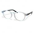 Occhiale diottrie +2,00 mod. Personal 2 trasparente in plastica Lookkiale - Z14008