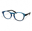 Occhiale diottrie +1,00 mod. Personal 2 blu in plastica Lookkiale - Z14012