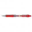 Penna sfera scatto ink gel rosso 0.7mm fine starline - Z14640