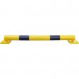 Barriera bassa di protezione in pu giallo/nero - Z15260