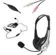 Cuffie con microfono EW3562 Eminent - Z15447